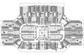 pepsi center floor plan magness arena ritchie center events university of denver