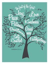 fruit of the spirit digital diy wall art graphics of galatians 5