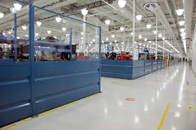warehouse wire enclosures partitions and dividers kabtech corp