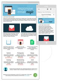 responsive header design exles creating a future proof responsive email without media queries