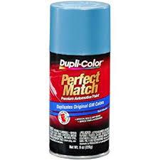 amazon com dupli color bgm0539 light blue metallic general motors