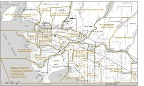 Map Of Vancouver Canada by Proposed Boundaries U2013 British Columbia Redistribution Federal