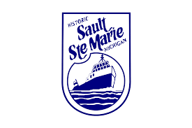 Mi Flag File Sault Ste Marie Michigan Flag Svg Wikimedia Commons