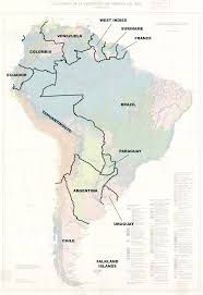 Columbia South America Map Image Map Of South America Russian America Png Alternative