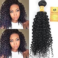 jerry curl weave hairstyles amazon com black rose hair 16 inch indian jerry curl weave human