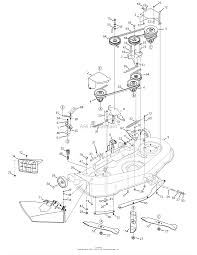 mtd 13ax775h031 2008 parts diagrams