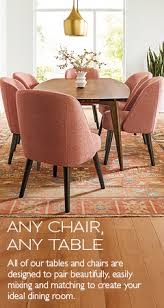 Modern Dining Chairs Modern Dining Room Furniture Room  Board - Room and board dining chairs
