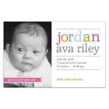 birth announcement wording birth announcement wording paperstyle