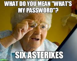 Password Meme - reset a lost hotmail password visihow