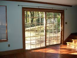Wood Patio Doors Sliding Door For Kitchen Entrance Inspirations Wood Patio Door