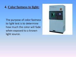 Color Fastness To Washing - fastness testing of fabric