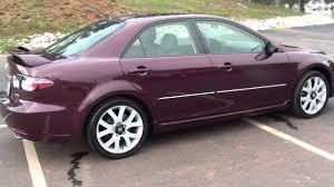 mazda used car prices for sale 2007 mazda 6 s 53k miles heated seats hail damage