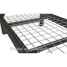 Wire Rack Shelf Industrial Shelving Brackets Square Wire Shelving Steel Grate