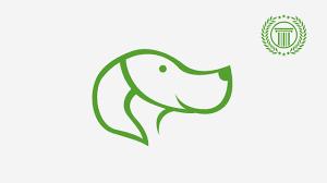 how to draw dog use adobe illustrator how to make animal logo
