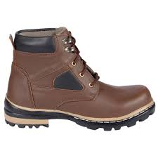 bachini men u0027s faux leather boots brown casual shoes for