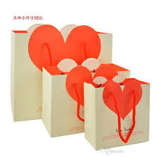 wedding gift price gift wrap heart paper bag wedding gift paper bag wholesale