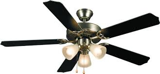 42 Inch Ceiling Fan With Light Fantasia Mayfair Combi 42 Matt Black Ceiling Fan Light 110996 For