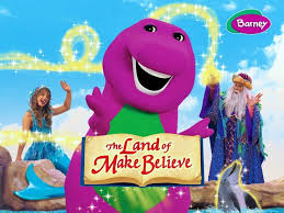 Image Threewishes Theend Jpg Barney by Barney The Land Of Make Believe Wallpaper By Bestbarneyfan