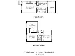 Home Floor Plans Richmond Va Camelot Townhomes Richmond Va Apartment Finder