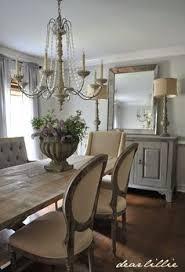 rustic chic dining room home interior design ideas
