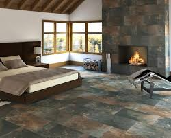 indian porcelain floor tile high definition slate look tile