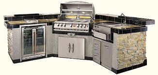 Outdoor Bbq Kitchen Designs Best Bbq Islands Styles And Options