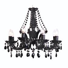 Black Chandeliers For Sale Marie Therese Black Chandelier Editonline Us