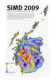 Map Distortion Under The Raedar Deprivation And Map Distortion Simd 2009