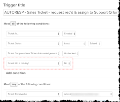 auto responses made easy zendesk support