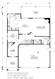 traditional craftsman house plans house plan 44633 at familyhomeplans com