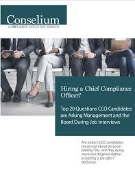 compliance job interview questions and answers hiring compliance