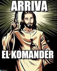 Cristo Meme - cristo arriva on memegen