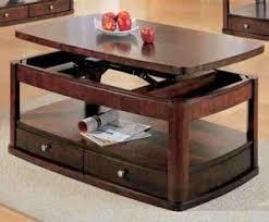 adjustable height end table adjustable height coffee table lovetoknow