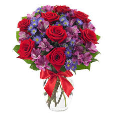 send flowers cheap all my rosy bouquet at send flowers