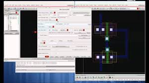 virtuoso layout design basics cadence inverter layout drc and lvs youtube