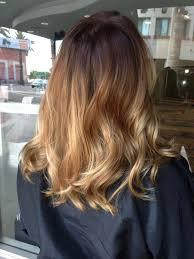 medium length hair with ombre highlights best medium hair highlights