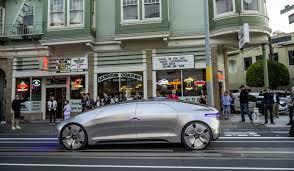 inside the merc s class of the future f015 autonomous concept