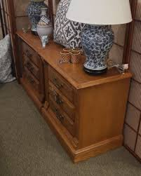 american drew oak nightstand new england home furniture consignment