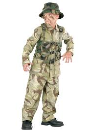 army halloween costumes child delta force army costume