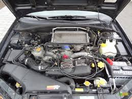 subaru wrx engine turbo 2005 subaru impreza wrx wagon 2 0 liter turbocharged dohc 16 valve