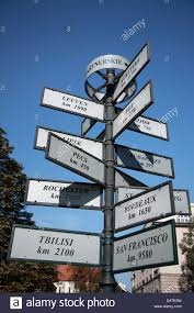 Tourist Signposting Manual Destination Nsw Tourist Distance Sign Stock Photos U0026 Tourist Distance Sign Stock