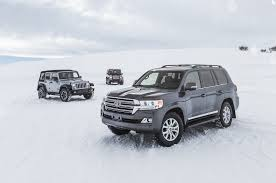 mercedes jeep 2016 jeep wrangler vs mercedes g550 vs toyota land cruiser comparison