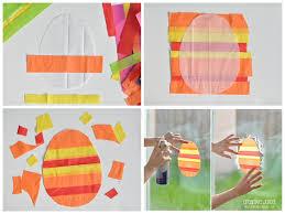 easy easter crafts for kids of preschool