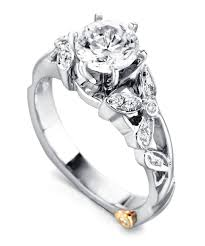 floral engagement rings adore floral engagement ring schneider design california