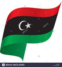 Libyas Flag Libya Flag Cut Out Stock Images U0026 Pictures Alamy