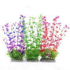 plastic flowers wholesale plastic flowers aquarium artificial plants fish