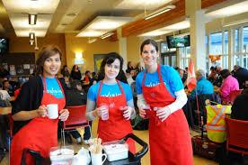 Salvation Army Volunteer Thanksgiving Volunteers Help Serve Annual Meal Langley Times