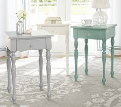 nursery accent table whitney side table from pottery barn kids this would be a