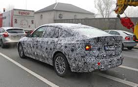 2017 bmw 5 series gt spied up close for the first time autoevolution