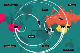 Ddos Map Cyber Attacks Geographical Imaginations